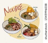 Noodle Collection  Bbq Pprk...