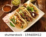 authentic mexican barbacoa ... | Shutterstock . vector #154600412