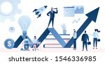 corporate governance concept.... | Shutterstock .eps vector #1546336985