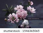 beautiful garden flowers... | Shutterstock . vector #1546365065
