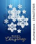 christmas vertical greeting...   Shutterstock .eps vector #1546372505
