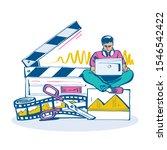 video editing. multimedia...