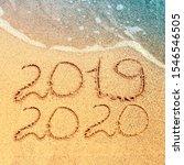 Inscription On The Sand Year...