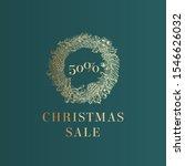 christmas sale discount hand...   Shutterstock .eps vector #1546626032