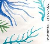 vintage hand drawn flower....   Shutterstock . vector #1547207222