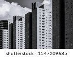 High Rise Buildings In Rotterdam
