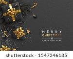 christmas design background.... | Shutterstock .eps vector #1547246135