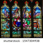 le treport  france   october 5  ... | Shutterstock . vector #1547304938