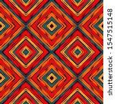 blue batik geometrical seamless ... | Shutterstock .eps vector #1547515148