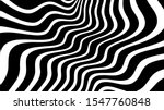 vector   black and white curved ... | Shutterstock .eps vector #1547760848