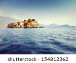 Sveti Stefan  Small Islet And...