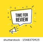 male hand holding megaphone... | Shutterstock .eps vector #1548370925