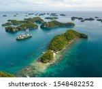 scenic panorama drone aerial... | Shutterstock . vector #1548482252