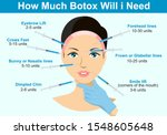 how much botox will i need....   Shutterstock .eps vector #1548605648