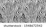 seamless vector black and white ... | Shutterstock .eps vector #1548672542