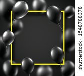 black friday sale square... | Shutterstock .eps vector #1548788378