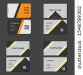 vector modern creative and...   Shutterstock .eps vector #1548789302