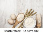baking background | Shutterstock . vector #154895582