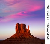 Monument Valley West Mitten At...
