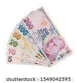 Turkish Banknotes  5 10 20 50...