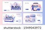 black friday big sale concept....