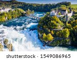 Rhine Falls Or Rheinfall ...