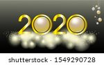 happy new year vector 2020 for... | Shutterstock .eps vector #1549290728