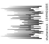 speed lines in arrow form .... | Shutterstock .eps vector #1549401005