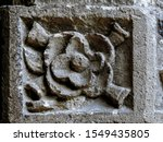 Close Up View Of A Decorative...