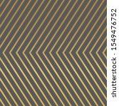 golden stripes pattern  vector... | Shutterstock .eps vector #1549476752