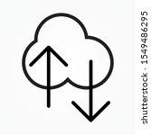cloud upload download sign....