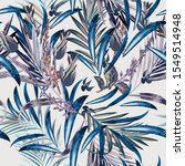 fashion vector floral pattern... | Shutterstock .eps vector #1549514948