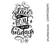There Is No Place Like Home For ...