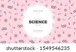 science commercial banner.... | Shutterstock .eps vector #1549546235