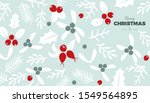 christmas and new year... | Shutterstock .eps vector #1549564895