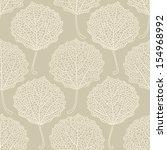 seamless floral pattern | Shutterstock .eps vector #154968992