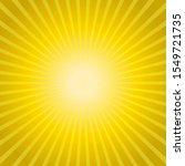 gold light radial background... | Shutterstock .eps vector #1549721735