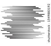 speed lines in arrow form .... | Shutterstock .eps vector #1549883192