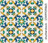 decorative seamless pattern... | Shutterstock .eps vector #1549939865