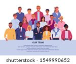 our team background concept....   Shutterstock .eps vector #1549990652