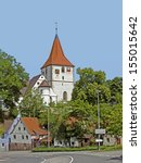 Small photo of Saint Amandus church Freiberg-Beihingen