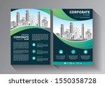 business abstract vector... | Shutterstock .eps vector #1550358728