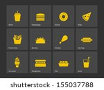 fast food icons. see also...