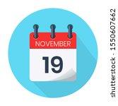 November 19. Vector Daily...