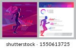 vector template design square... | Shutterstock .eps vector #1550613725