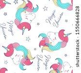 hand drawing print design.... | Shutterstock .eps vector #1550666828