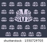 Alphabet Split Monograms  Spli...