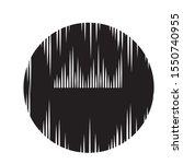 shound wave logo design...   Shutterstock .eps vector #1550740955