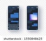 mobile messanger application...