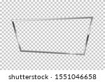 shiny sparkling silver... | Shutterstock .eps vector #1551046658